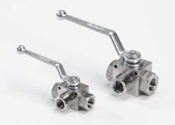 3 way stainless steel ball valve