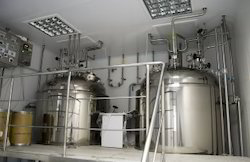 SS Fabrication Services for Pharma Industry