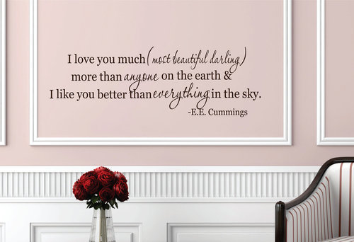 home decorative sticker - quote wall sticker manufacturer from chennai