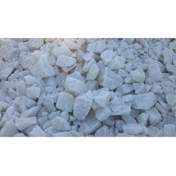 Granular Snow White Quartz