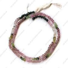 Tourmaline Faceted Beads Jewellery