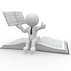 Copy reading and proofreading
