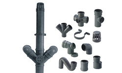 SWR Pipes and Fittings