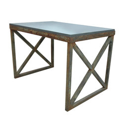 Lovely Iron Table In Jaipur, आयरन टेबल, जयपुर, Rajasthan | Manufacturers,  Suppliers U0026 Retailers Of Lohe Ki Mej In Jaipur