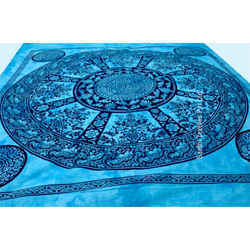 Indian Bohemian Tapestry Bedspread