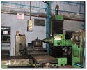 C.N.C. Horizontal Boring Machine