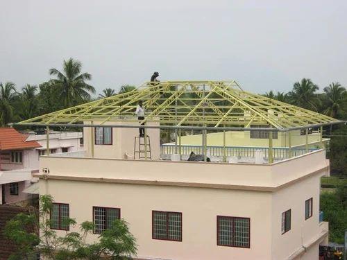 Krishna Truss Works Roof Works Fabrication Works Palakkad