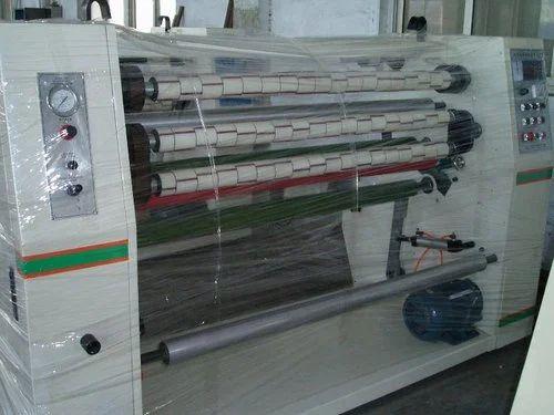 Adhesive Tape Making Machine