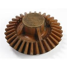 Wooden Gearbox Pattern