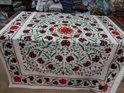 Suzani Cotton Bed Cover