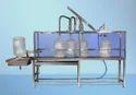 Semi Automatic Jar Filling Machines