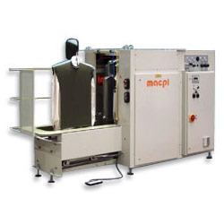Shirt Body Finishing Machine