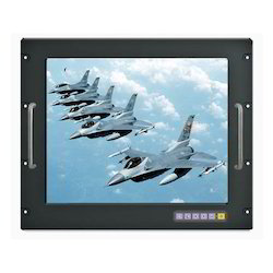 Rugged Rack Mount Display Monitor