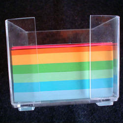 Acrylic Paper Holder