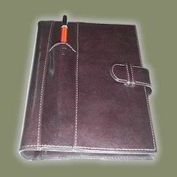 Executive Leather Planner Diary