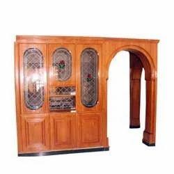 Designed Wooden Wardrobe