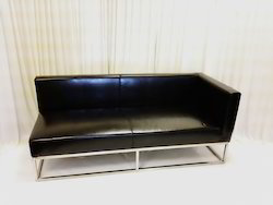 Stainless Base Bench