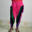 Casual Multicoloured Dhoti