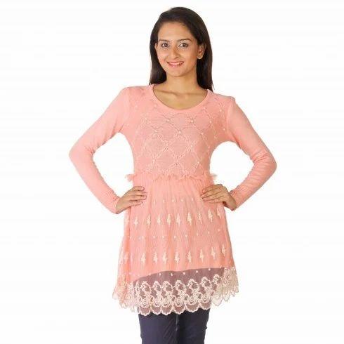 Baggy Tops For Girls Woolen Tops Baggy Sleeves
