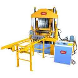 paver blocks making machine