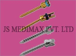 Monoaxial, Polyaxial & Reduction Screw