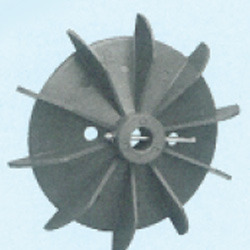 Plastic Fan Suitable For Texmo 90 Frame Size
