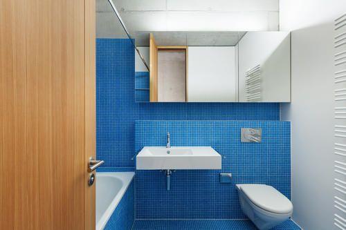 Crystal Glass Mosaic for Bathroom Walls