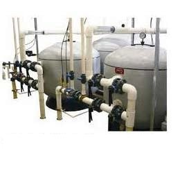 Swimming Pool Water Filtration Plants