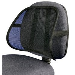 Lumbar Back Support with Air Flow