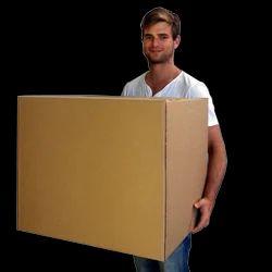 Linen Moving Box