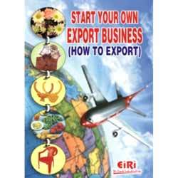 start your own export business books
