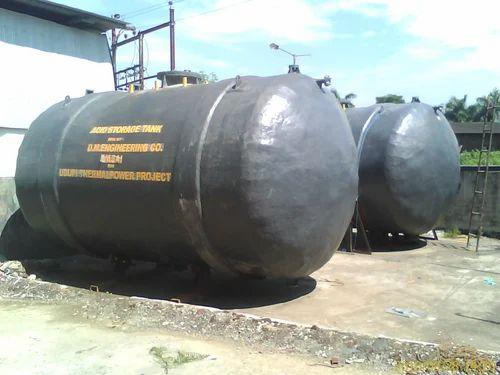 Horizontal GRP Tank