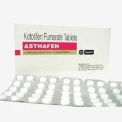 Asthafen (Ketotifen  Tablet)