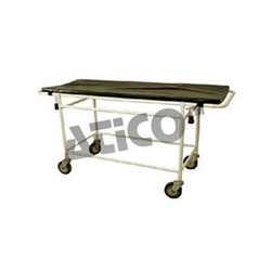 stretcher on trolley