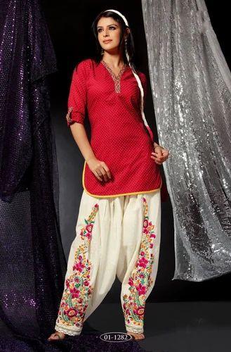 Designer Patiyala Salwar