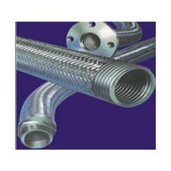 ss corrugated metallic hose