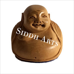 laughing buddha paper weight