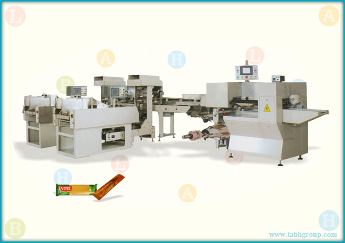 Automatic Wrapping Equipment for Noodles