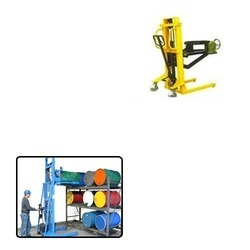 Drum Handling Equipment for Material Handling