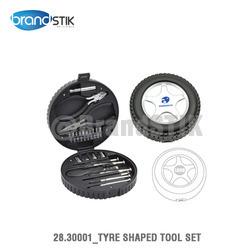 Tyre Shaped Tool Set