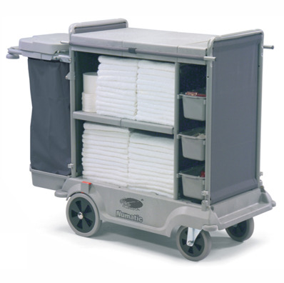 Cleaning Equipment Guest Room Service Trolley