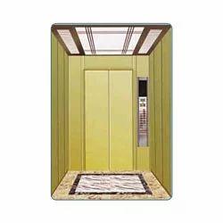 Golden Stainless Steel Cabin