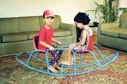 Baby Rocker - 2 kids