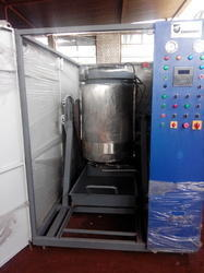 BMW Autoclave with Shredder