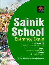 Study Guide For Sainik School Admissions