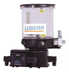 lubrication pump dc operated