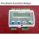 Pre Alarm Function Relays