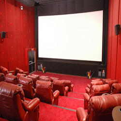 Lounge Theatre Seating