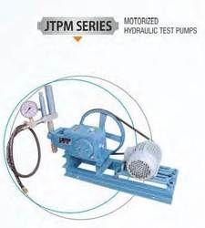 Motorized Hydraulic Test Pump