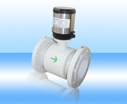 Solar Power Operated Electromagnetic Flow Meters